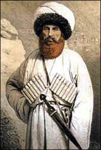 Shamil, 3rd Imam of Dagestan - Wikipedia