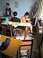 In a extra-curricular tuition class Tieling High School Class 11 Grade 2018 13.jpg