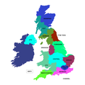Independent Television ITV regional map 1993-1999.png