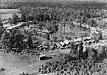 Indian Fields Methodist Campground, Aerial View, SC Route 73, .7 mile from SC Route 15, Saint George vicinity (Dorchester County, South Carolina).jpg