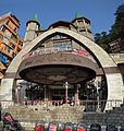 Indira Gandhi State Sports Complex - Mall Road - Shimla 2014-05-08 2066-2067.JPG