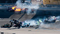 IndyCar Las Vegas 2011 big crash (cropped).jpg