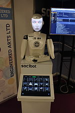 Innorobo 2015 - Engineered Arts - Socibot-001.JPG