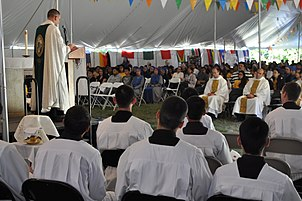 Youth Festival of the Institute of the Incarnate Word