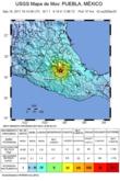 Puebla īhuān Morelos tlālolīniliztli īpan 2017