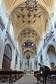 Interior nave Iglesia del monasterio de San Juan de los Reyes, Toledo, España.jpg