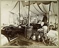 Interior of Portland Hospital, Boer War South Africa Wellcome L0034894.jpg