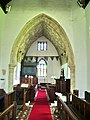 Interior of The Parish Church of All Saints, Boltongate - geograph.org.uk - 476069.jpg