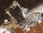 International Space Station photographed from space during repair of the US Solar array by astronaut Scott Parazynski.png