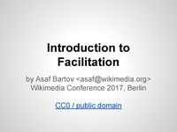 Introduction to Facilitation (WMCON '17).pdf