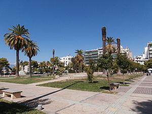 Ipsila Alonia Square, Patra