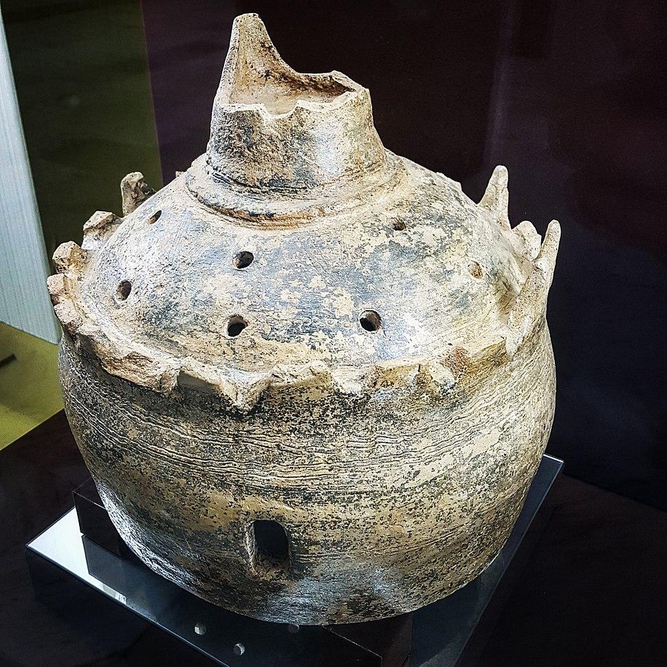 Iron Age Pot From Bidaa Bint Saud