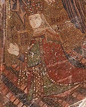 Elizabeth of Carinthia, Queen of Sicily - Image: Isabel da Caríntia