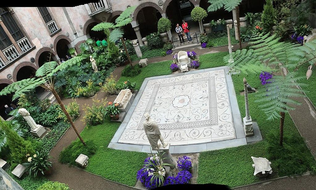 Isabella Stewart Gardner Museum interior