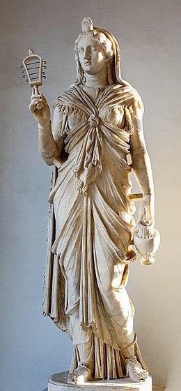Isis - Villa Hadriana