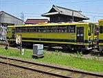 Isumi Railway Isumi 206 at Otaki Station.jpg