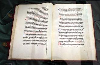 De Agri Cultura - De agri cultura (XV sec., Biblioteca Medicea Laurenziana, pluteo 51.2)