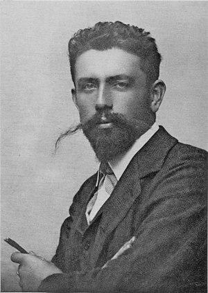 Ivan Grohar - Ivan Grohar in 1911
