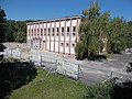 Jókai Mór Művelődési Központ, Esterházy út felől, 2020 Pápa.jpg