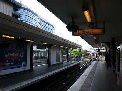 Créteil - Préfecture (metropolitana di Parigi)