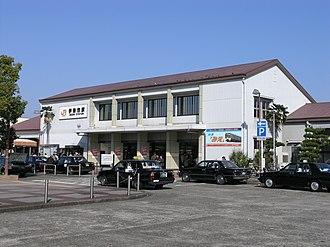 Iseshi Station - Iseshi Station, JR side