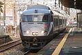 "JR Kyushu Type 787 EC ""Ariake"" @Omuta (4208829424).jpg"
