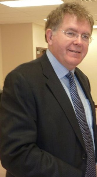 Jack Harris (Newfoundland and Labrador politician) - Image: Jack Harris, MP