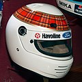 Jackie Stewart helmet 2017 Donington Grand Prix Collection.jpg