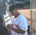 Jacoby in AFL 2006.JPG