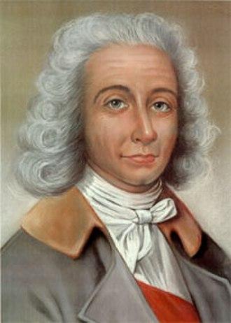 Jacques-Pierre de Taffanel de la Jonquière, Marquis de la Jonquière - Image: Jacques Pierre de Taffanel de la Jonquière