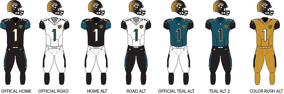 Jags Uniforms