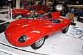 Jaguar D-Type 1954 LSideFront SATM 05June2013 (14414002010).jpg