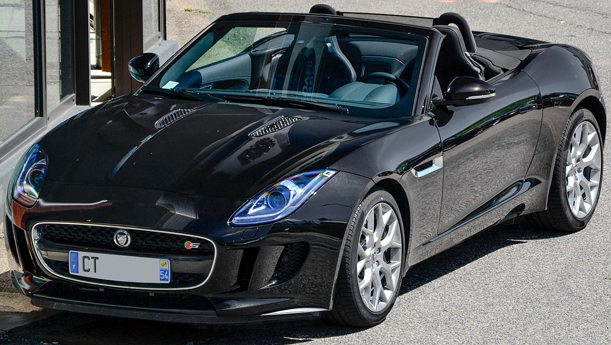 Jaguar F-Type - Wikipedia