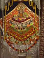 Jaljhoolani Ekadashi Reengus Shyam Temple Idol.JPG