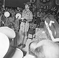 Jamboree 1963 te Marathon Griekenland Openingsrede prins Constantijn, Bestanddeelnr 915-4265.jpg