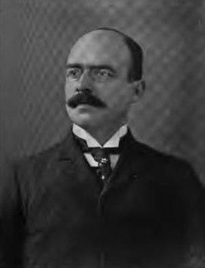 James M. E. O'Grady - James M. E. O'Grady (1897)