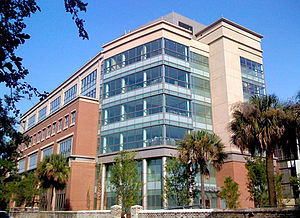 Medical University of South Carolina College of Dental Medicine - James B. Edwards Dental Clinics Building