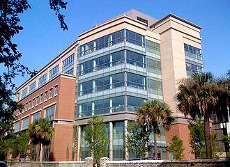 Medical University of South Carolina College of Dental Medicine - James B. Edwards Dental Clinics Building