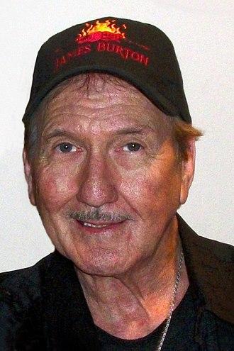 James Burton - Burton in 2010