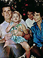 James Garner and family 1961.jpg