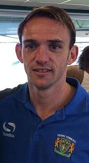 James Hayter (footballer) English footballer
