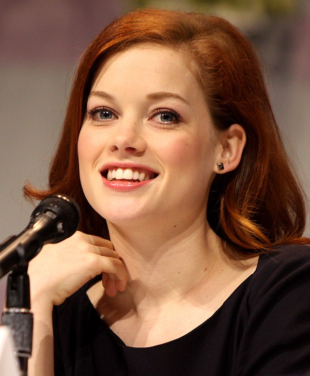Jane Levy headlined the first female-led Evil Dead movie in 2013. Source: Commons.Wikimedia