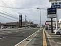 Japan National Route 495 near Wajiro Station 2.jpg