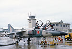 Japanese T-2 aircraft during Exercise COPE NORTH '86-4.JPEG