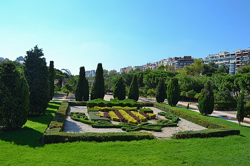 Jardin del Turia - Tramo XI 37
