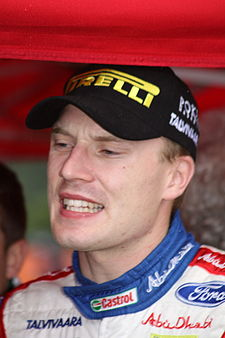 Jari-Matti Latvala in Bulgaria 2010.JPG