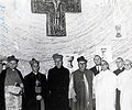 Jasna Góra, 3 maj 1966, zdjęcie pamiątkowe z wystawy Tysiąclecia Chrztu Polski.jpg