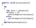 Java keywords highlighted.png