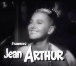 Jean Arthur in A Foreign Affair