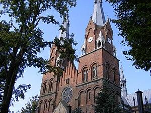Jedlicze - Church in Jedlicze